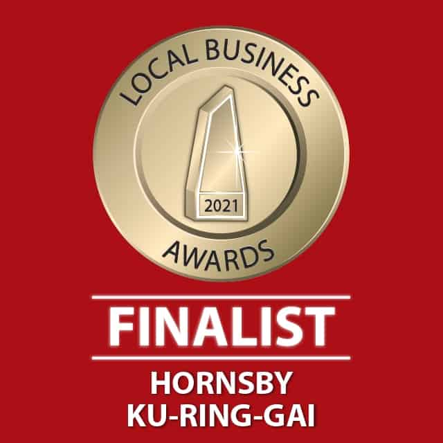 The Business Awards – finalist!